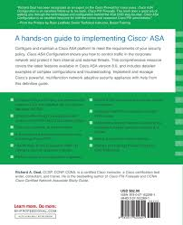 buy cisco asa configuration networking professional u0027s library