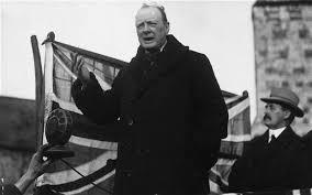 Winston Churchill Iron Curtain Speech Meaning Winston Churchill U0027s 10 Most Important Speeches Telegraph