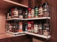 Narrow Pull Out Spice Rack Narrow Pull Out Spice Rack Kitchen Inspiration Pinterest