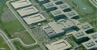 verizon secret spying facilities 2 overall facility looking east
