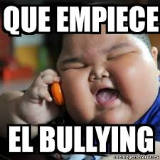 Memes De Bullying - meme fat chinese kid que empiece el bullying 17132864