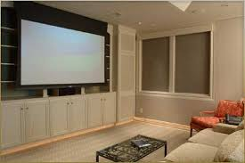 Media Room Built In Cabinets - nyc custom built in tv entertainment centers nyc new york city