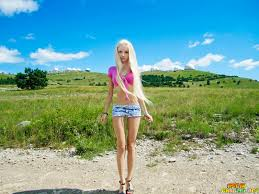 human barbie doll valeria lukyanova model seeks to be real life barbie doll