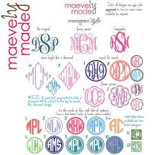 create monogram initials 32 best heading to college gifts and more images on