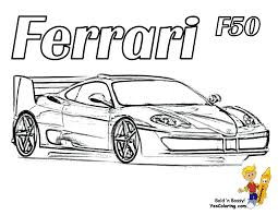 ferrari coloring pages wallpaper hd muscle car cool nature