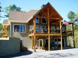 ranch house plans with walkout basement uncategorized hillside lake house plan amazing inside awesome