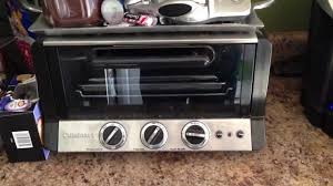 Cuisinart Toaster Ovens Reviews Cuisinart Tob 50 Classic Toaster Oven Broiler Brushed Stainless