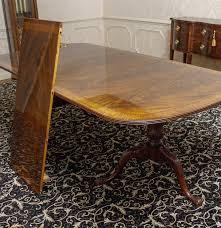 drexel heritage mahogany dining table ebth