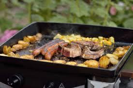 cuisiner avec la plancha du veau à la plancha la table des éleveurs