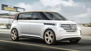 minivans top speed this is volkswagen u0027s cute electric minivan top gear