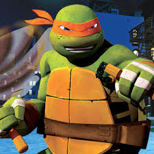 michelangelo ninja turtles tmnt characters nick