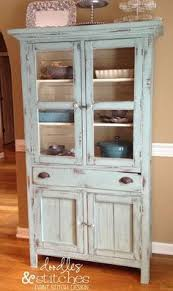 Annie Sloan Duck Egg Blue by This Was Done With A Can Of Valspar Flat Paint Soooo Very Similar
