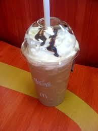 Coffee Mcd review mcdonald s mocha frappe brand