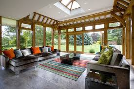 Sunroom Sofa Outdoor Living Unique Sunroom Design With Top Glass Ceiling And