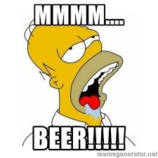 Mmmm Meme - mmmm beer homer simpson drooling meme generator