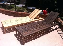 Free Wood Outdoor Chair Plans by Chaise Lounge Free Wooden Chaise Lounge Plans Free Plans For