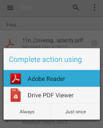 android drive s pdf reader for android