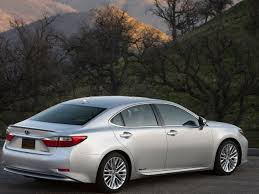 custom lexus es300 2013 lexus es luxury sedan now offered as a hybrid nj com