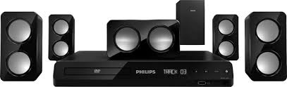 Buy Philips Htb5520 94 5 1 3d Blu Ray Home Theatre Black Online At - ht philips offersbyshop