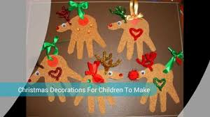 stylish children s christmas decorations picturesque best 25 kids