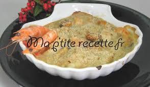 cuisiner coquille jacques coquilles jacques à la dieppoise recette plat coquille