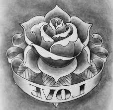 tribal tattoos with roses designs 10 white rose tattoo samples and design ideas