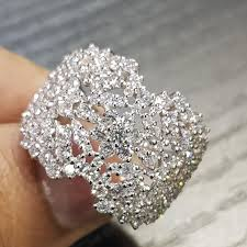 v shaped rings of diamond essence jewels are beautiful on their designed for the luxury lifestyle the concept of the shimmering