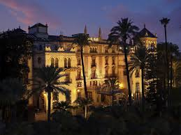 hotel alfonso xiii in seville spain home atelier turner the
