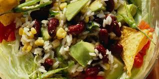 jeux de cuisine salade salade cajun recettes femme actuelle