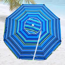 Lightweight Beach Parasol Best Beach Umbrellas For Wind September 2017