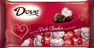 dove chocolate hearts unique valentines day gifts ideas dove s heart promises
