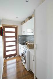 Laundry Room In Kitchen Ideas Top 25 Best Narrow Laundry Rooms Ideas On Pinterest Utility