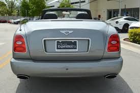 bentley azure for sale used 2010 bentley azure t for sale fort lauderdale fl