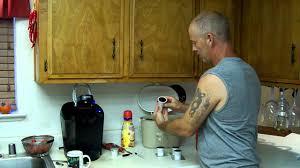 keurig elite b 40 coffee maker reuse your k cups youtube