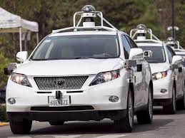 lexus drivers job google driverless car accident sends driver to hospital business