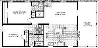24 x 40 mobile home floor plans home plan