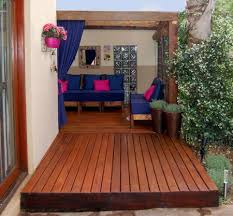 home dzine home diy how to build a deck
