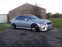lexus is200 wide body kit supercharged altezza rms motoring forum