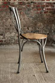 Chaise Haute Industriel by Chaise Industrielle Metal 5 Chaise Bistrot Industrielle Bois Et