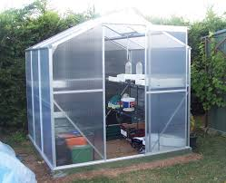 garde corps jardin serre de jardin polycarbonate articles un tour