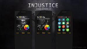 themes nokia c2 mobile injustice gods among us theme s40 240x320 asha 206 themes nokia