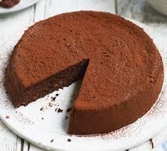 chocolate orange u0026 hazelnut cake recipe bbc good food