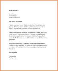 9 best resignation letter resignition letter