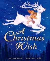 the christmas wish book a christmas wish by hubery