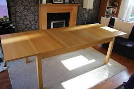 beech extending dining table images dining room ikea bjursta extendable dining table plans ikea pretty