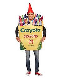 Man Costumes Halloween Crayola Costumes Crayon Halloween Costumes Spirithalloween