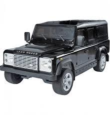 jeep car black land rover defender 12v licensed electric ride on jeep black