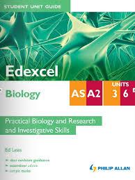 student unit guide edexcel biology unit 3 u0026 6 validity