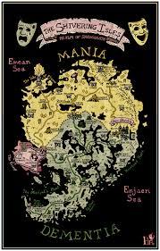 Oblivion Map Shivering Isles Map Oblivion