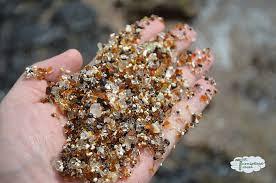 Beach Of Glass Visiting Glass Beach Kauai Turnipseed Travel